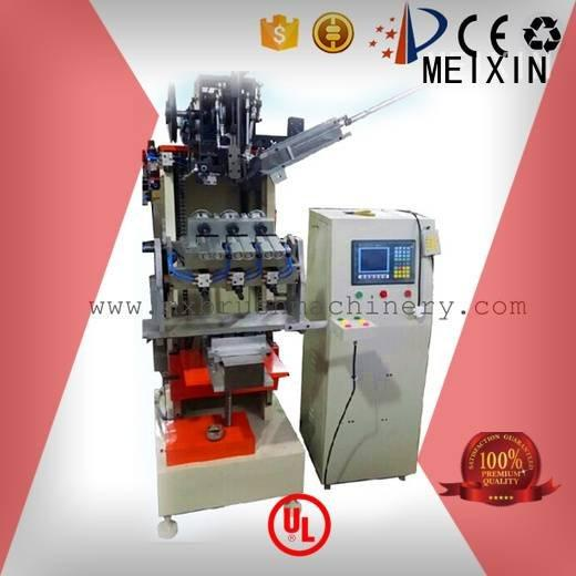 MEIXIN Brand jade 5 Axis Brush Making Machine drilling brush