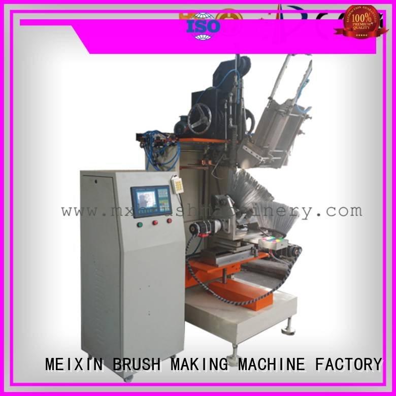 Quality brush making machine for sale MEIXIN Brand toilet Brush Making Machine