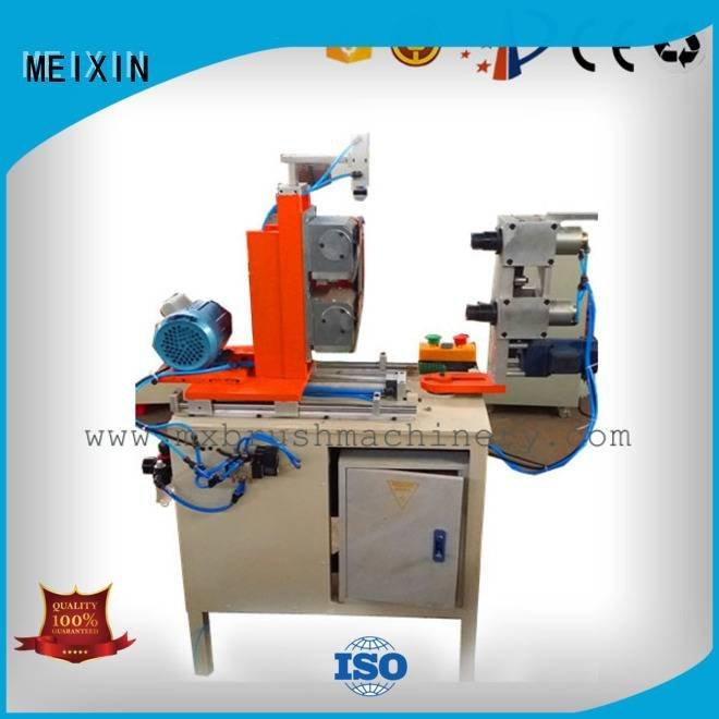 Manual Broom Trimming Machine and MEIXIN Brand trimming machine