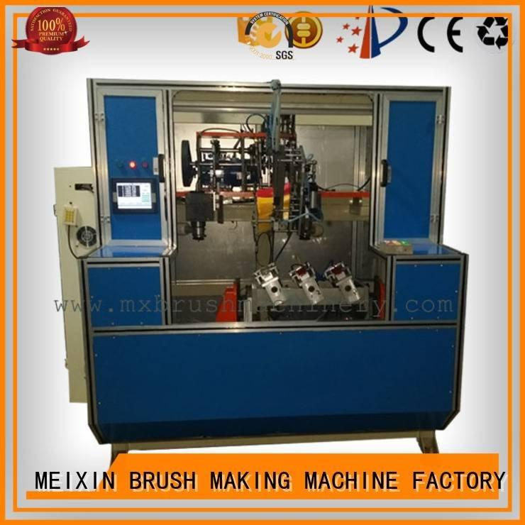 5 Axis Brush Drilling And Tufting Machine brush Brush Drilling And Tufting Machine toilet MEIXIN