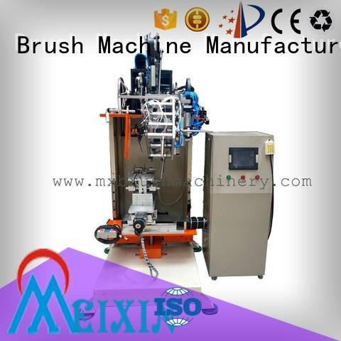 head mx165 tufting flat MEIXIN brush making machine price
