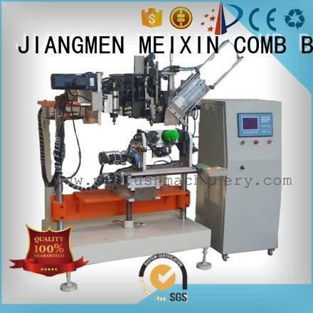 and 4 Axis Brush Drilling And Tufting Machine tufting MEIXIN