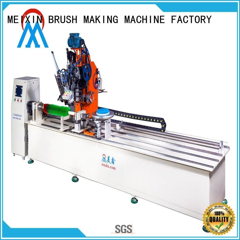 small brush making machine factory for PP brush