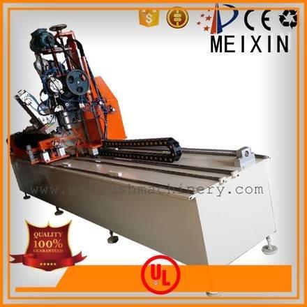 MEIXIN Brand head brush small brush making machine