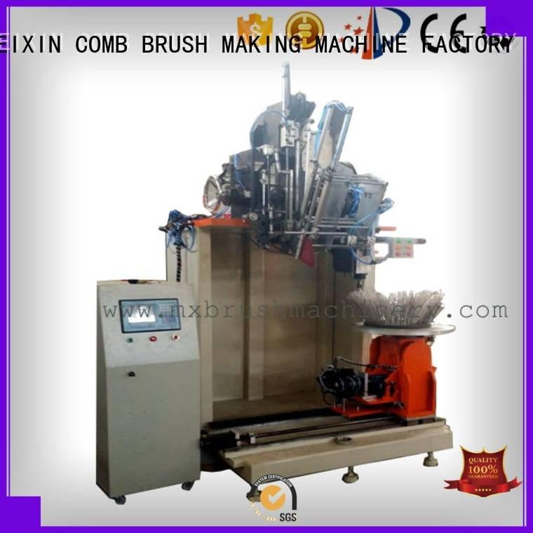 Industrial Roller Brush And Disc Brush Machines machine brush making machine industrial MEIXIN