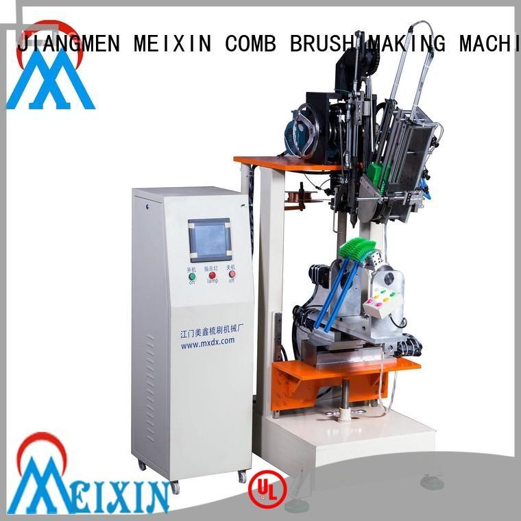 MEIXIN machine brush making machine manufacturers factory for hockey brush