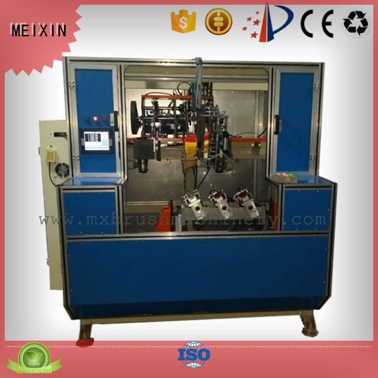 MEIXIN Brand ttufting 5 Axis Brush Drilling And Tufting Machine machine axis