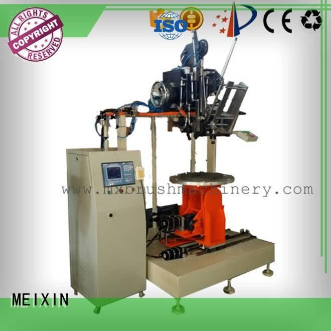 Industrial Roller Brush And Disc Brush Machines industrial tufting OEM brush making machine MEIXIN