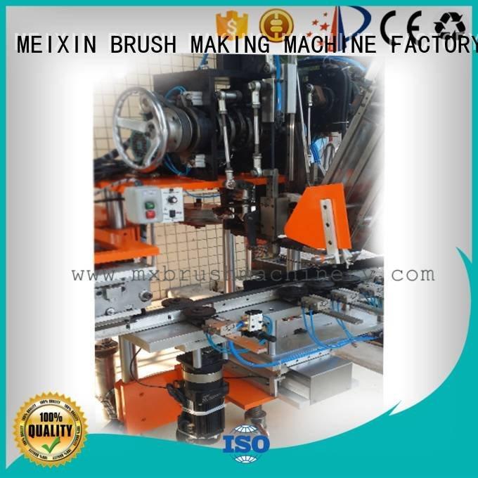 MEIXIN cnc brush tufting machine mx and brush