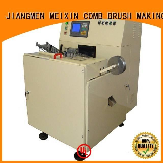 1head machine toilet MEIXIN brush making machine for sale