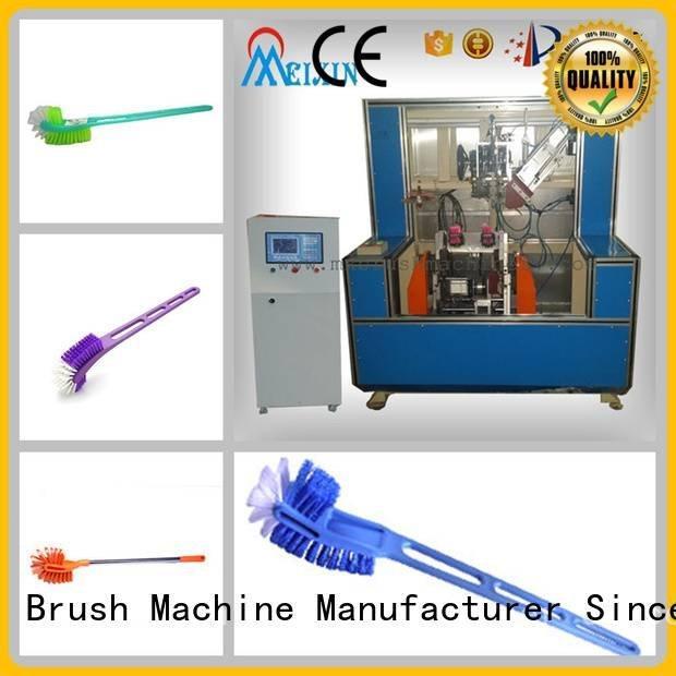 5 Axis Brush Making Machine jade MEIXIN Brand Brush Making Machine