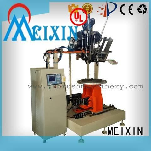 and tufting small MEIXIN brush making machine