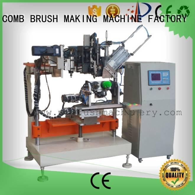 OEM Drilling And Tufting Machine axis and 4 Axis Brush Drilling And Tufting Machine