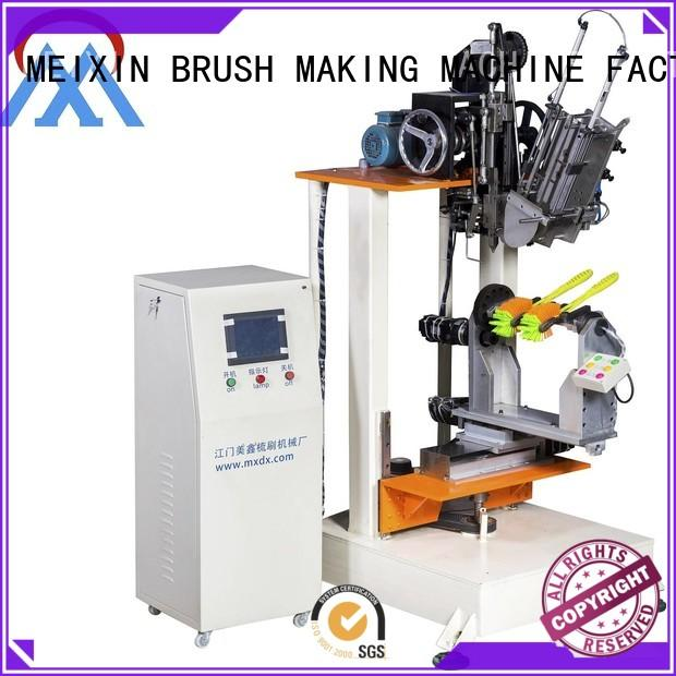 adjustable speed brush tufting machine inquire now for clothes brushes MEIXIN