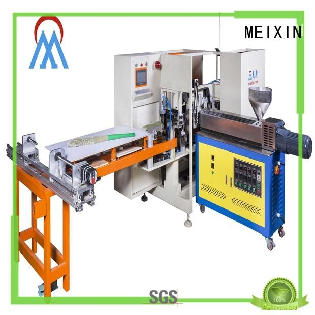 MEIXIN trimming machine manufacturer for bristle brush