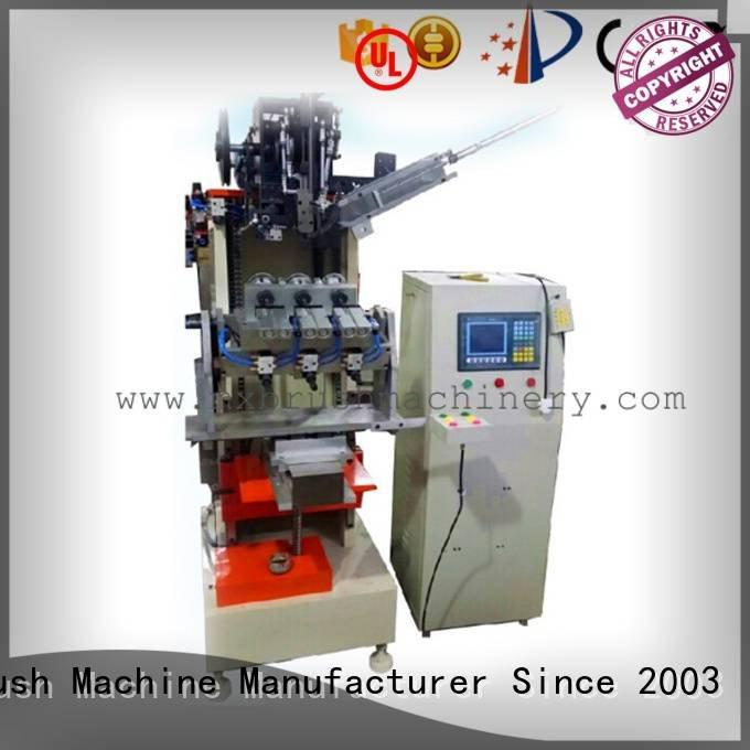 MEIXIN Brand machine head hockey Brush Making Machine jade