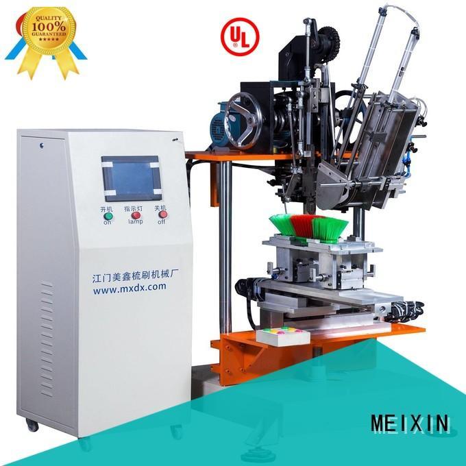 MEIXIN delta inverter plastic broom making machine personalized for industrial brush