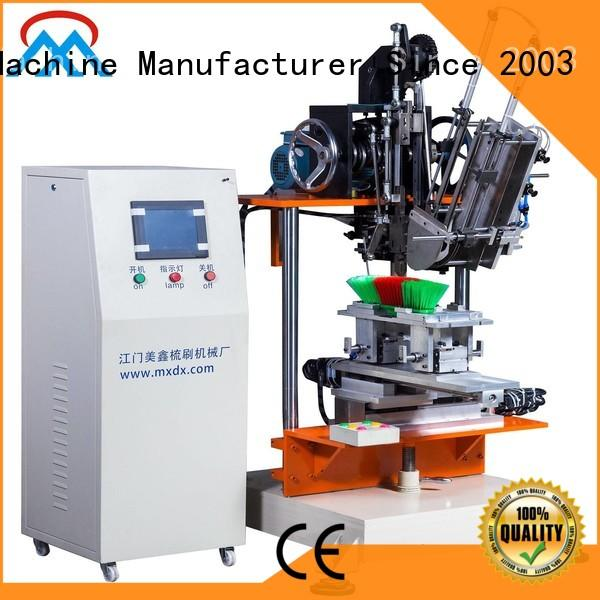 MEIXIN independent motion Brush Making Machine supplier for broom