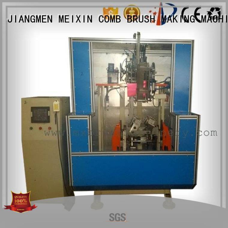 MEIXIN Brush Making Machine from China for household brush