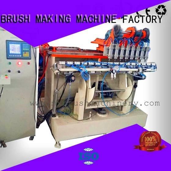 5 Axis Brush Making Machine drilling hockey Brush Making Machine MEIXIN Warranty