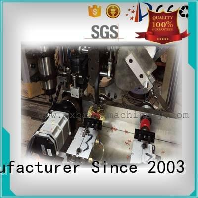 OEM 3 Axis Brush Drilling And Tufting Machine tufting axis wire Brush Drilling And Tufting Machine