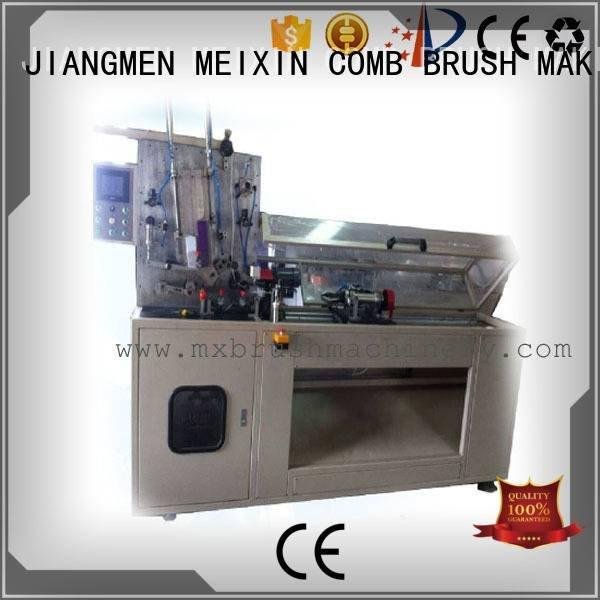 Quality Manual Broom Trimming Machine MEIXIN Brand and trimming machine