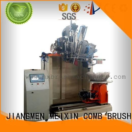 Industrial Roller Brush And Disc Brush Machines industrial drilling tufting axis