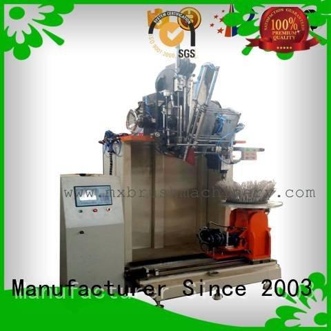 MEIXIN Brand axis brush and brush making machine machine