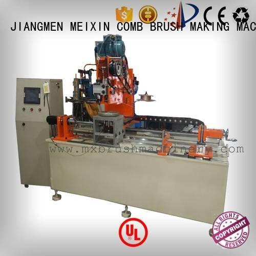 axis disc brush making machine industrial MEIXIN