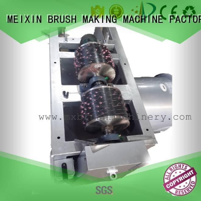 OEM trimming machine making twisted Manual Broom Trimming Machine