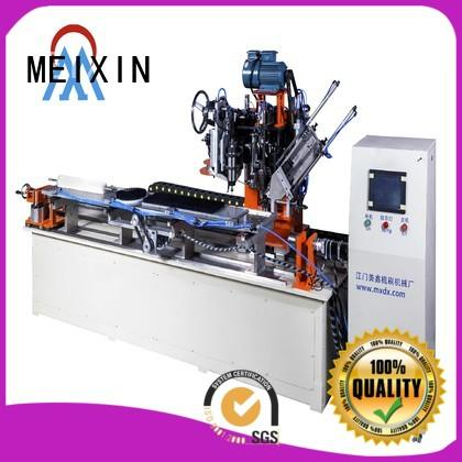 MEIXIN high productivity brush making machine design for PET brush