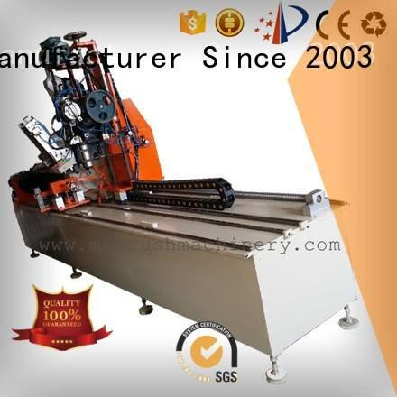 Industrial Roller Brush And Disc Brush Machines industrial disc brush making machine MEIXIN Warranty