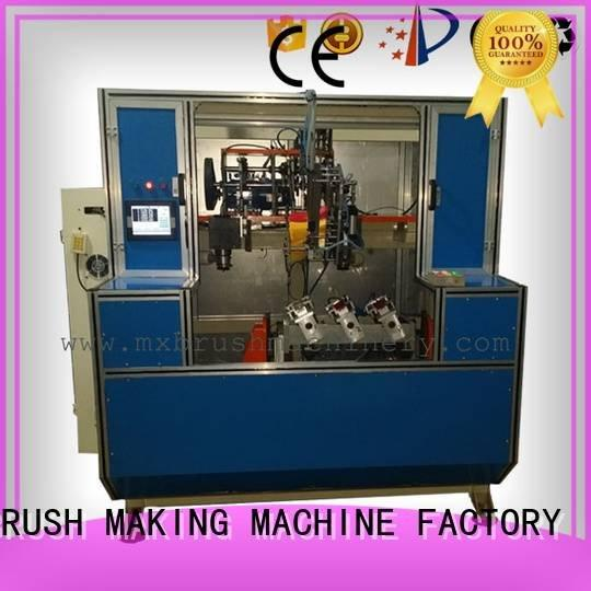 Custom machine Brush Drilling And Tufting Machine ttufting 5 Axis Brush Drilling And Tufting Machine