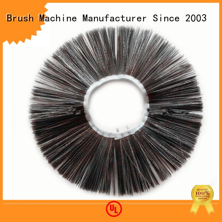 stapled strip brush supplier for industrial