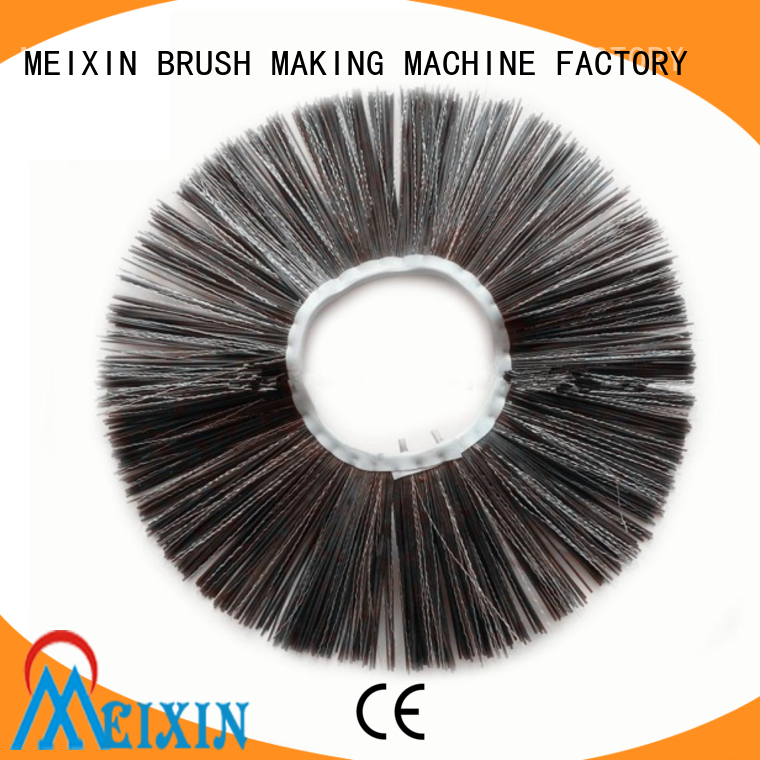 MEIXIN stapled nylon cleaning brush personalized for car