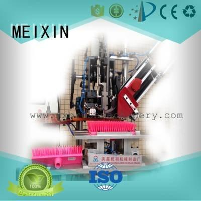 head mx165 MEIXIN brush making machine price