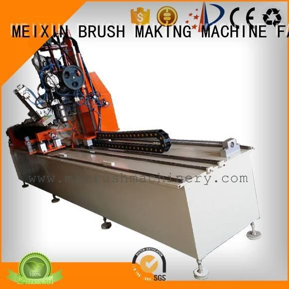 machine brush brush making machine drilling MEIXIN