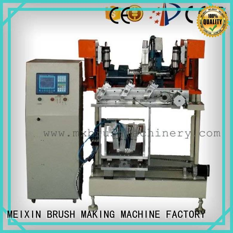 MEIXIN Drilling And Tufting Machine supplier for toilet brush