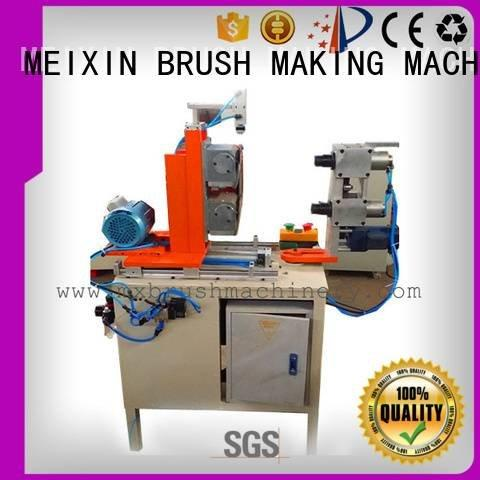 MEIXIN Brand flaggable 001 Manual Broom Trimming Machine twisted cutting
