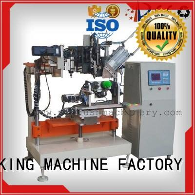 MEIXIN Drilling And Tufting Machine supplier for industrial brush