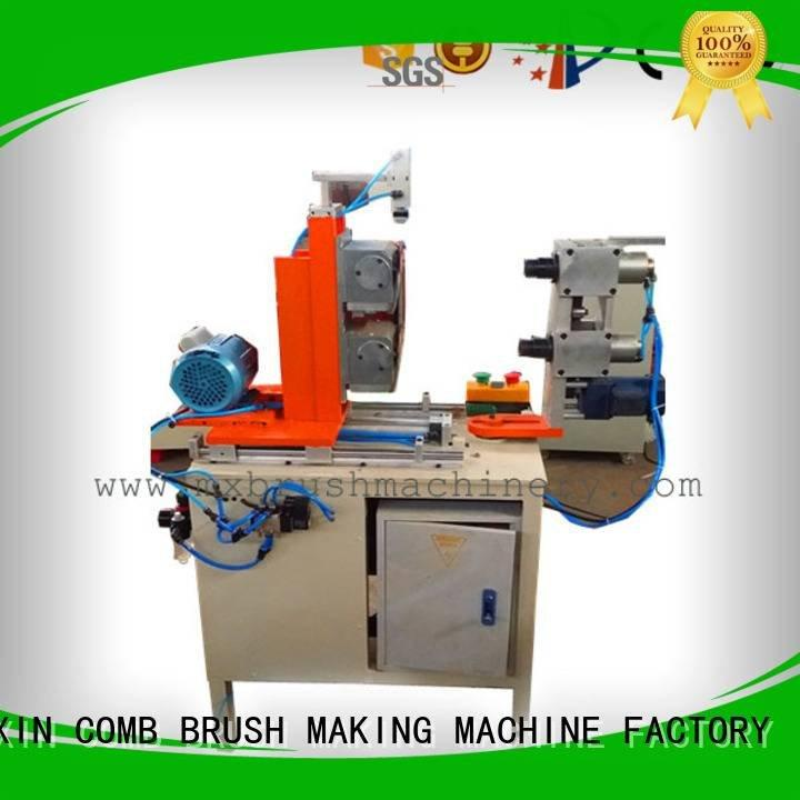 Manual Broom Trimming Machine making machine toilet MEIXIN