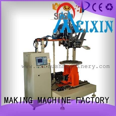and head brush making machine small MEIXIN