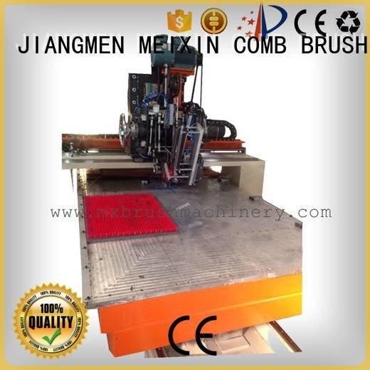 MEIXIN Brand tufting brush head Brush Making Machine machines