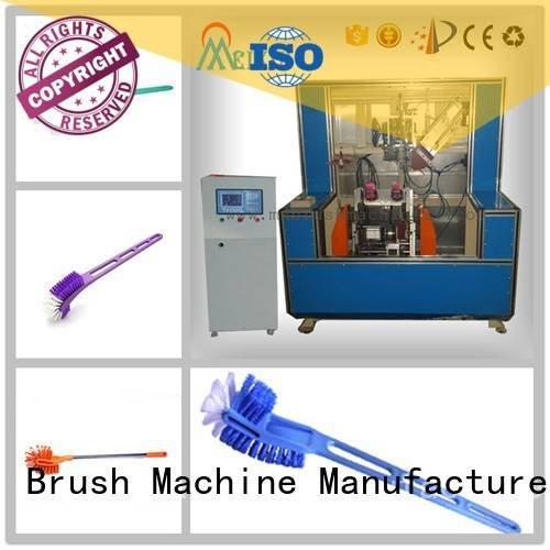 hockey head mx189 5 Axis Brush Making Machine MEIXIN