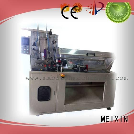 Manual Broom Trimming Machine and trimming machine making MEIXIN