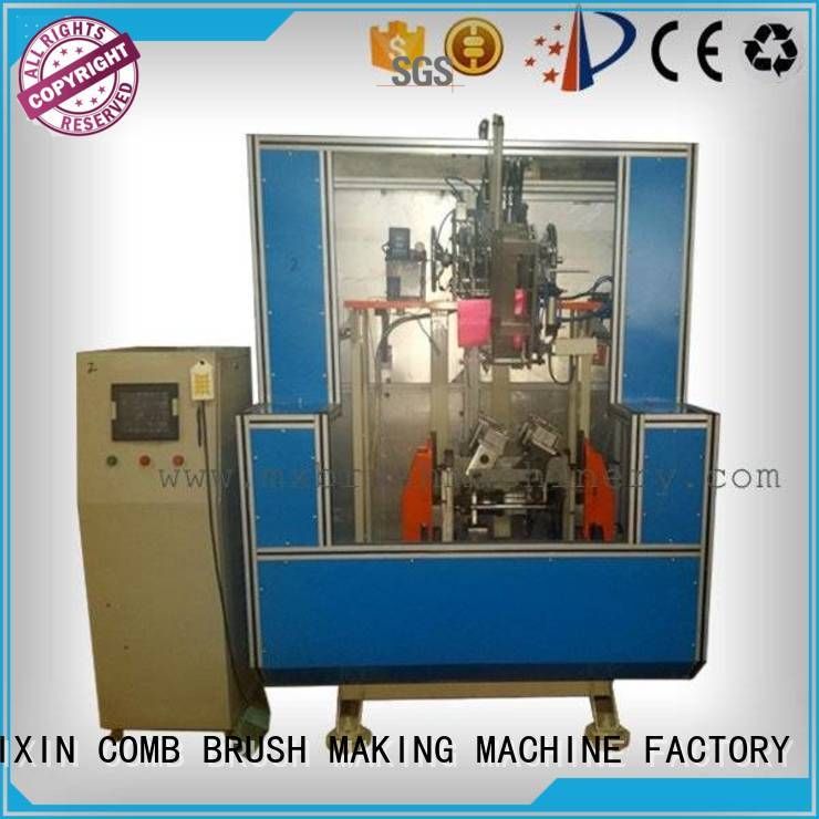 220V Brush Making Machine customized for industry