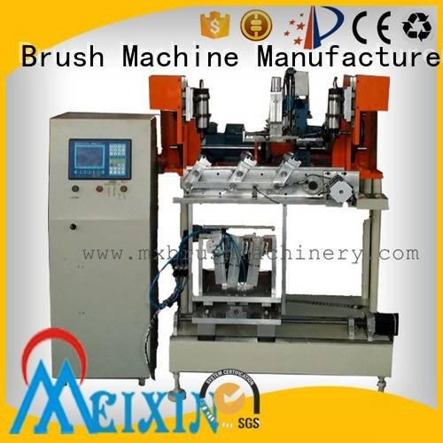 4 Axis Brush Drilling And Tufting Machine and Drilling And Tufting Machine machine MEIXIN