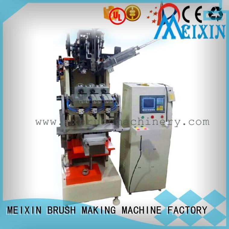 MEIXIN Brand tufting making brush Brush Making Machine