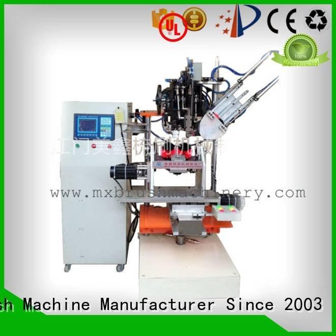 brush making machine for sale mxj184 Brush Making Machine 1head