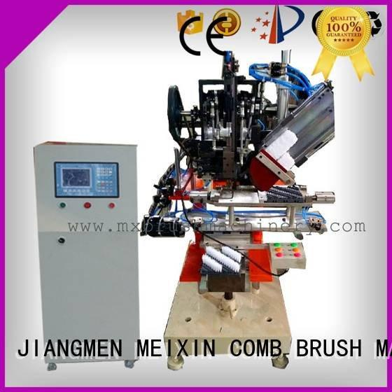 MEIXIN mx165 snow Brush Making Machine machine hot